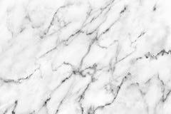 Biel marmurowej tekstury tła abstrakcjonistyczny wzór z wysokim resol Obraz Stock