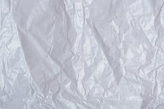 Biel marszczący papierowy tło Fotografia Royalty Free
