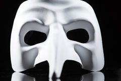 Biel maska Zdjęcia Royalty Free