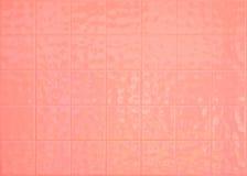 Biel mozaiki Earthenware Dachówkowy glansowany materiał w łazience Obraz Royalty Free