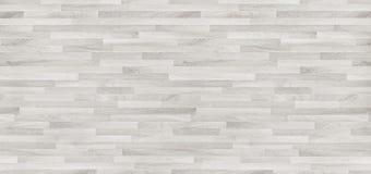 Biel mył drewnianą parkietową teksturę, Drewnianą teksturę dla projekta i dekorację, Zdjęcia Royalty Free