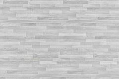 Biel mył drewnianą parkietową teksturę, Drewnianą teksturę dla projekta i dekorację, Obraz Stock