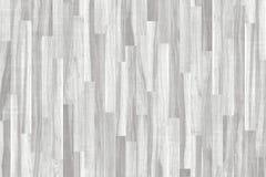 Biel mył drewnianą parkietową teksturę, Drewnianą teksturę dla projekta i dekorację, Zdjęcie Royalty Free