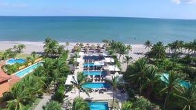 Biel plaża Panama zdjęcie wideo