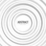Biel pluskoczący rounf tło Projekt dla sztandaru, plakat, ulotka, pocztówka, pokrywa, broszurka ilustracja wektor