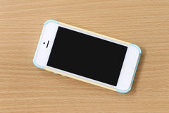 Biel telefon komórkowy Zdjęcia Stock