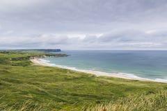Biel zatoki plaża Obrazy Royalty Free