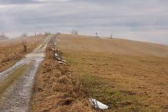 Biele Karpaty em Slovakia. Fotografia de Stock
