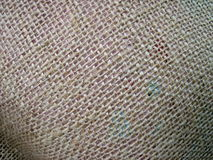Bieliźniana tkaniny tekstura Zdjęcie Royalty Free