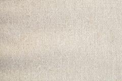 bieliźnianej kanwy tekstura Zdjęcia Stock