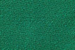 Bieliźniany płótno w zielonym kolorze Tkaniny tła tekstura Szczegół tekstylny materiał w górę zdjęcie royalty free