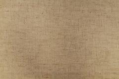 Bieliźniana tekstury kanwa Zdjęcie Stock