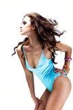 bielizny seksowna kobieta Zdjęcie Royalty Free