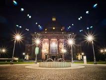 BIELLA, ITÁLIA - 3 DE AGOSTO DE 2017: Santuário de Oropa, Biella, Itália Fotos de Stock Royalty Free