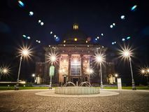 BIELLA, ITALIË - AUGUSTUS 3, 2017: Heiligdom van Oropa, Biella, Italië Royalty-vrije Stock Foto's