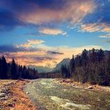 Bielovodska valley in High Tatras, Slovakia Stock Image