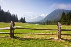 Bielovodska valley in Tatras Royalty Free Stock Images