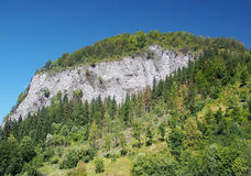 Bielska skala, National Nature Reserve royalty free stock image