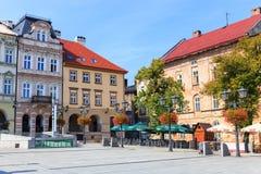 Bielski Biala Polska, Wrzesień, - 07, 2014 Zdjęcia Stock