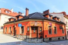 Bielski Biala Polska, Wrzesień, - 07, 2014 Obrazy Stock