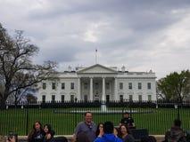 Bielu dom, prezydencki dom zdjęcia royalty free