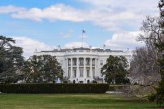 Bielu dom Stany Zjednoczone Fotografia Stock