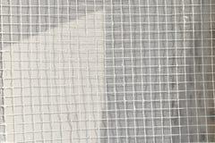 Bielu ekran w białej ścianie obrazy stock