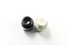 Bielu i czerni kolor Zdjęcia Royalty Free
