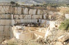Bielu marmurowy łup Zdjęcie Stock