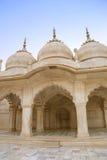 Bielu marmurowy pałac, Agra fort, India Fotografia Royalty Free