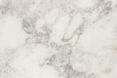 Bielu marmuru kamienia tła grunge natury szczegółu granitowy patte Obraz Stock