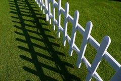 Bielu ogrodzenie Zdjęcia Royalty Free