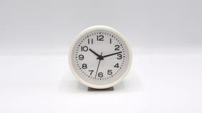 Bielu zegar Obrazy Stock