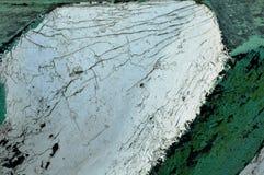Bielu zielony tło Obrazy Royalty Free
