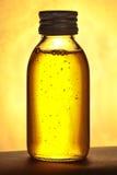 Bien-être avec de l'huile régénératrice image libre de droits