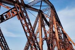 bien мост длинний Стоковые Изображения RF