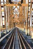 bien мост длинний Стоковое Фото