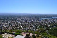 Bien allumé aléatoire panoramique de photo Photo libre de droits