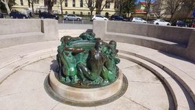 Bien de la vida en Zagreb, Croacia