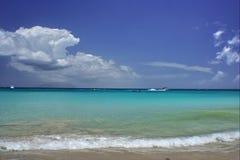 Bien lagune. Image stock
