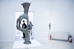 Bienal di Venezia, arte 2009 Exibithion Veneza Fotografia de Stock Royalty Free