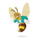 Bienen-Doktor Stockfoto