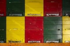 Bienenstock Lizenzfreies Stockfoto