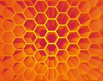 Bienenstock Lizenzfreies Stockbild