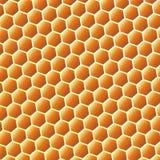Bienenstockhintergrund Lizenzfreies Stockbild