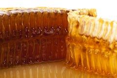 Bienenwabe Stockbilder