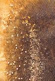 Bienenwabeineinander greifen Stockbilder