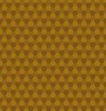 Bienenwabemuster Lizenzfreies Stockbild