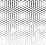 Bienenwaben-Schmutz Stockbilder