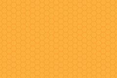 Bienenwabenbeschaffenheit Lizenzfreie Stockfotografie